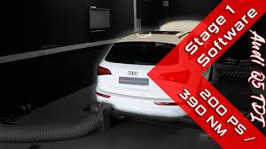 Audi Q5 1 9 Tdi - audi q5 2 0 tdi stage 1 dyno run simonmotorsport 260