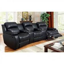 Home Theater Sofa by Home Theater 4 Piece Leather Power Recliner Sectional Sofa Grand