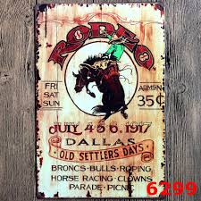 Cowboy Home Decor Cowboy Plaque Promotion Shop For Promotional Cowboy Plaque On