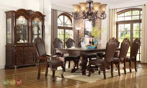 Formal Dining Room Furniture Sets Formal Dining Room Set Chateau Traditional Formal Dining Room