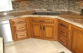 kitchen corner sink cabinet base dimensions plan ideas