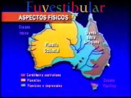 Conhecido 38 Austrália e Nova Zelândia - Geografia Vestibulando Digital  #PR25