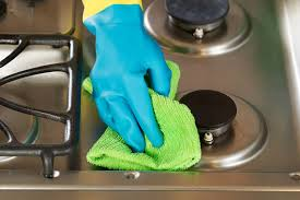 How To Clean A Ceramic Cooktop Stove How To Clean A Stove Cooktop Stay At Home Mum