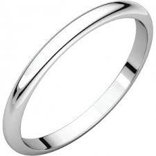 plain wedding bands 10k white gold plain wedding bands sarraf