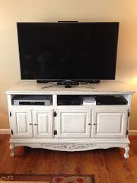 chalk paint cabinets distressed painted distressed tv cabinets hometalk