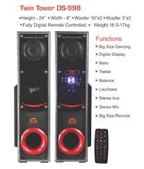 best affordable home theater system buy dotsun ds 998 twin tower speaker dvd player home theatre