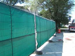 temporary fence ideas home u0026 gardens geek