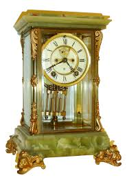Ansonia Mantel Clock 0414 1113 1129