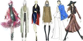 best fashion sketches photos 2017 u2013 blue maize