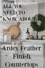 Seeking Feather Ardex Feather Finish Countertops Lovely Ardex Feather Finish