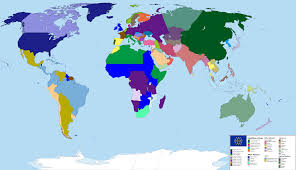 World Map Germany by Where Is Germany In World Map