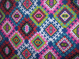per yard upholstery lightweight tribal print fabric for home