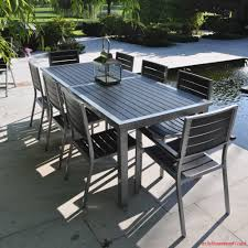 ensemble table chaise ensemble table et chaise de jardin aluminium free salon de jardin