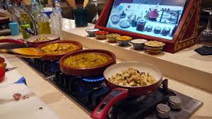 cooking cuisine maison cooking workshop at la maison arabe country marrakech morocco