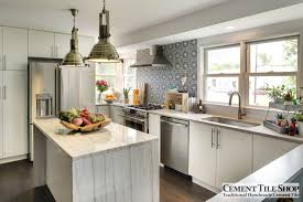 backsplash cement tile shop blog