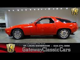owning a porsche 928 stuttgart supercar 1978 1995 porsche 928 hemmings motor