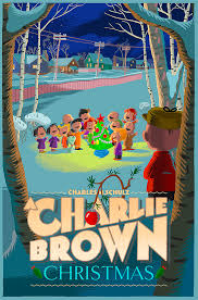brown christmas poster a brown christmas laurent durieux