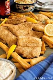 new england fish fry a family feast