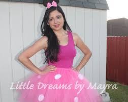 Pink Minnie Mouse Halloween Costume Halloween Tutu Teen Halloween Tutu Witch Tutu