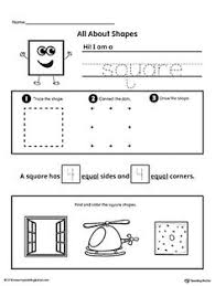 all about rectangle shapes rectangle shape shapes worksheets