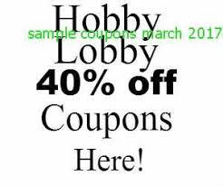best 25 hobby lobby printable coupon ideas on pinterest