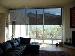Celing Window by Motorized Interior Screens Tucson Rolling Shutterstucson Rolling