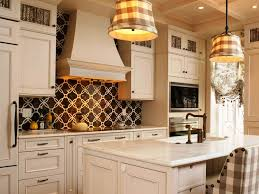 kitchen tile backsplash ideas with white cabinets kitchen decoration
