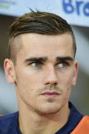 cool soccer hair 8 soccer player hairstyles you will love antoine griezmann