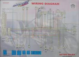 honda wave wiring diagram honda wiring diagrams instruction