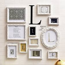 carved wood framed wall sale 11 pcs set diy wood photo frame set wall picture frames
