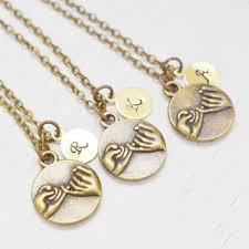 monogram jewlery shop monogram jewelry set on wanelo