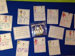 chalk talk a kindergarten blog making predictions and the snow