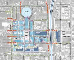 Columbia Campus Map Creative Village Studio Columbia Abstract