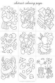 op art coloring pages 149 best praxisbulletin kleurplaten mandala u0027s images on pinterest