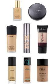 the best full coverage foundations for oily skin la la lisette