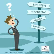 Cheapest State by Cheapest U0026 Easiest Languages To Learn
