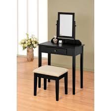 Black Vanity Table Black Vanity Tables You U0027ll Love Wayfair
