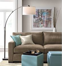 lamp over couch lamps behind sofa sofa floor lamps okaycreations