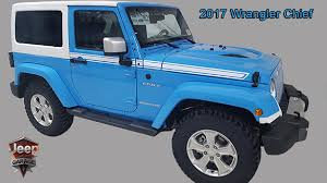 chief jeep wrangler 2017 2017 jk sahara chief special edition wrangler