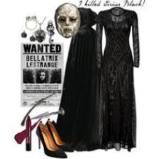 Bellatrix Halloween Costume Dumbledore Costume Diy Costumes Movies Gör Det