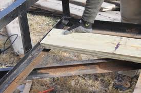 how to replace a trailer floor fireside dreamers