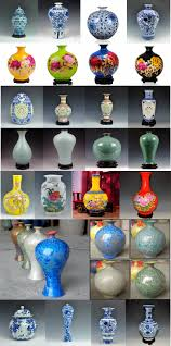 lots of chinese ceramic vases for home decor buy home decor