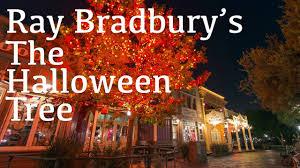 orange halloween tree ray bradbury u0027s the halloween tree at disneyland youtube