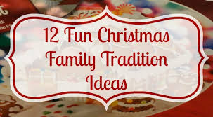 12 family tradition ideas rising and shining