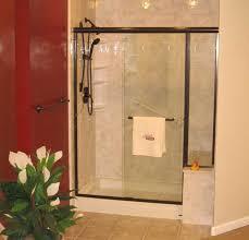 Walk In Shower With Bench Seat Understanding The Basic Designing In Walk In Showers With Bench