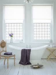 Purple Bathroom Window Curtains by Bathroom Windows That Pull In Light And Add Privacy Too