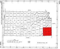 K Map Kansas Regions Map U2022 Mapsof Net