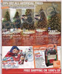 what artificial christmas tree was black friday deal at home depot home depot black friday 2013 ad coupon wizards