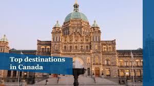 top destinations in canada chicago tribune