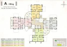 Serenity Floor Plan Venkatesh Serenity Propertyiport Pune Residential Property Buy